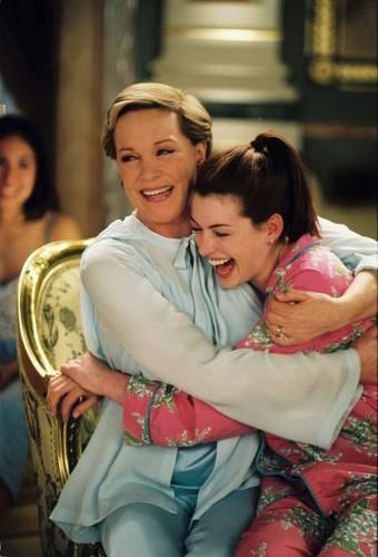 The Princess Diaries 2 پیپر وال called julie andrews