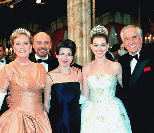 The Princess Diaries Wallpaper Containing A Bridesmaid, A Gown, And A Bridal  Gown Called