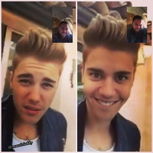 justin faces 2014