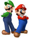 mario and lugi - super-mario-bros icon