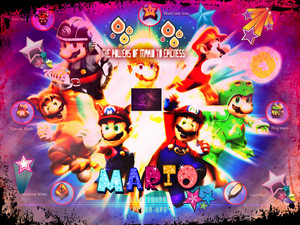 mario powers uprgrade