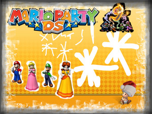 marioparty xmas specil