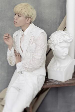 """Dongwoo """"Last Romeo"""" solo concept picha"""