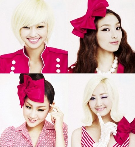 SISTAR (씨스타) wallpaper containing a portrait titled Sistar