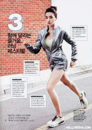 BORA for Cosmo Body