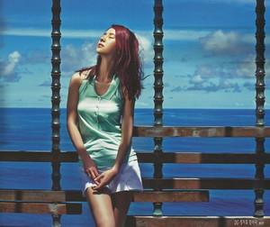 Song Ji Hyo 'Grazia' May Issue