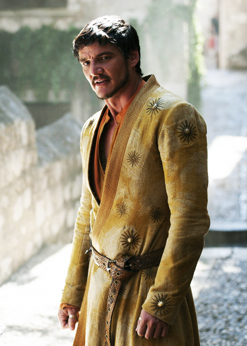 game of thrones oberyn gif