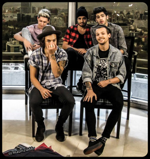 one direction ,2014