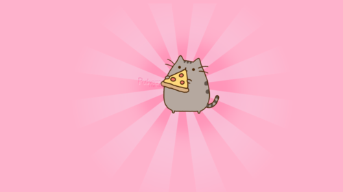 Perfect Pusheen The Cat Wallpaper Possibly With A Parasol Titled Pusheen Cat