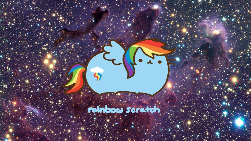 rainbow cat wallpapers - photo #18