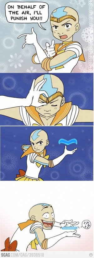 sailor aang