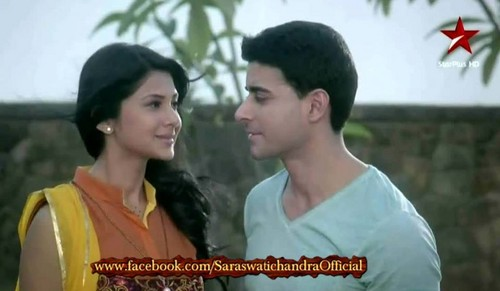 Saraswatichandra (la serie tv) wallpaper entitled saras