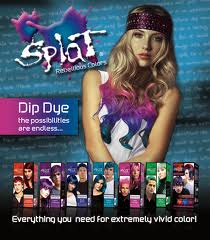 Splat Hair Color wallpaper possibly with anime titled splat dip dye