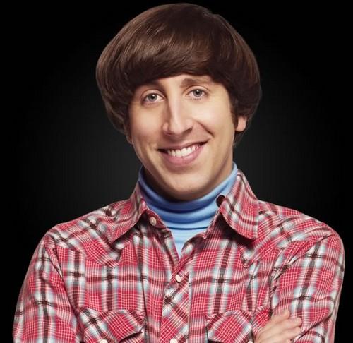 The Big Bang Theory wallpaper called tbbt-howard