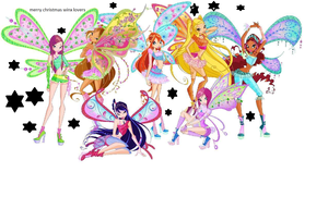 the winx club rocks yeah