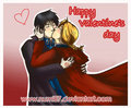 valentine's day - yaoi photo