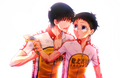 yowamushi pedal yaoi - yaoi photo