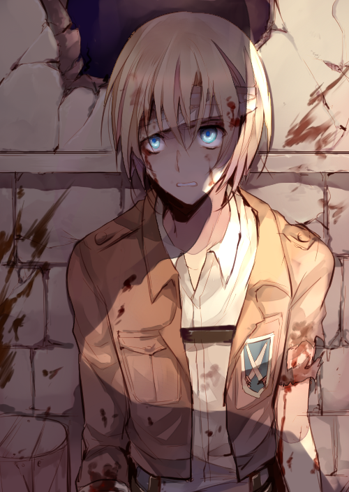 Armin Arlert Shingeki No Kyojin Illusiondolls Fan Art