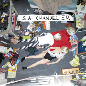 """Chandelier"" - single artwork"