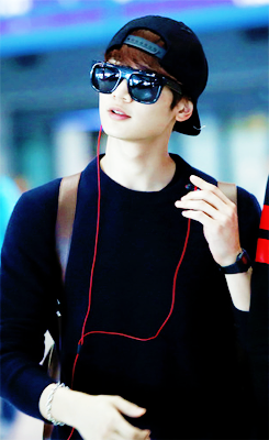 Choi Minho wallpaper probably with sunglasses titled Choi Minho