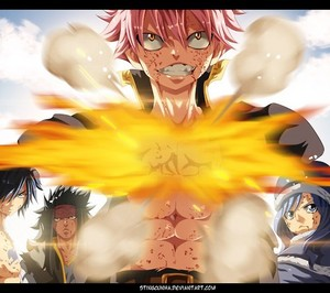 *Fairy Tail Ready To Fight Back*