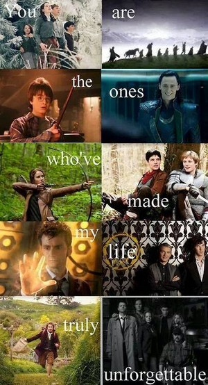 Fandoms ♥