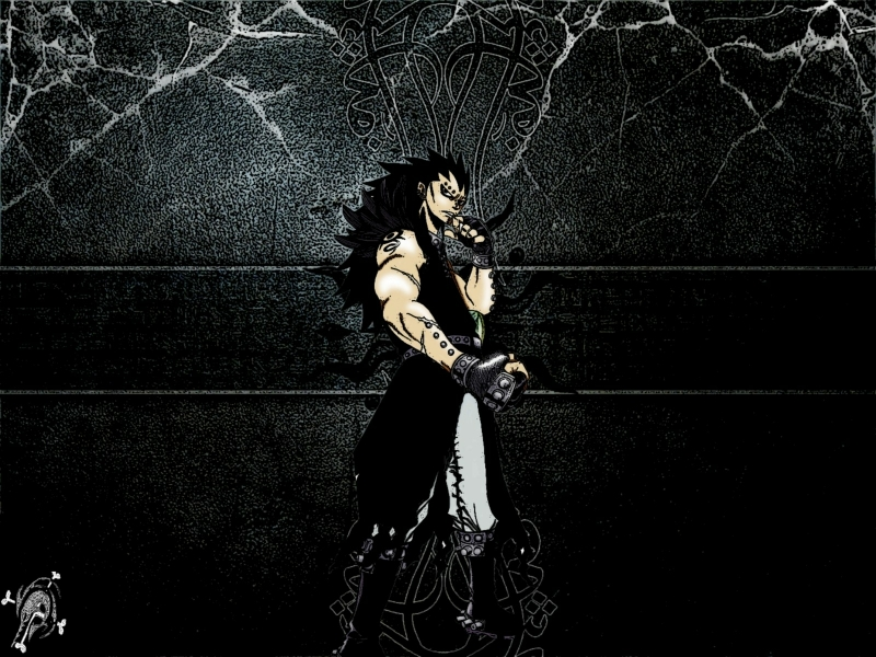 Gajeel The Anime Kingdom Fond D Ecran 37127144