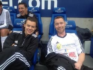 Harry and Ronan