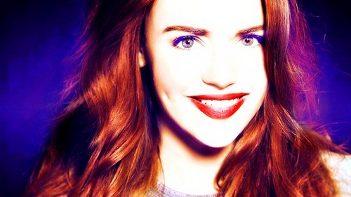 Holland Roden wallpaper with a portrait called Holland Roden