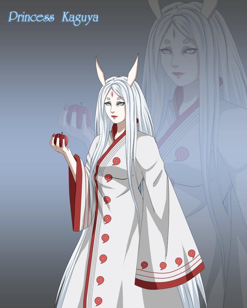 Naruto Shippuuden Bilder Kaguya Otsutsuki Hd Hintergrund And