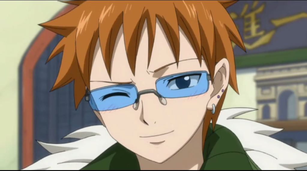 Anime Characters With Glasses : Loki from fairy tail images loke hd wallpaper and