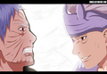*Madara Revealing His Truth To Obito*