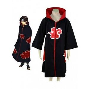 Naruto Akatsuki áo choàng