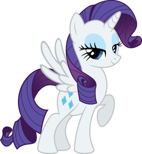 My Little Pony Friendship is Magic wallpaper entitled ..Rarity..