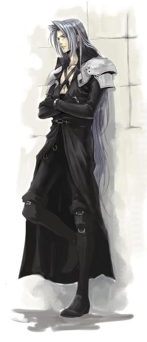 ***Sephiroth***