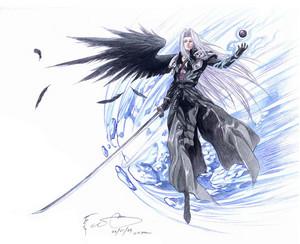 **Sephiroth**