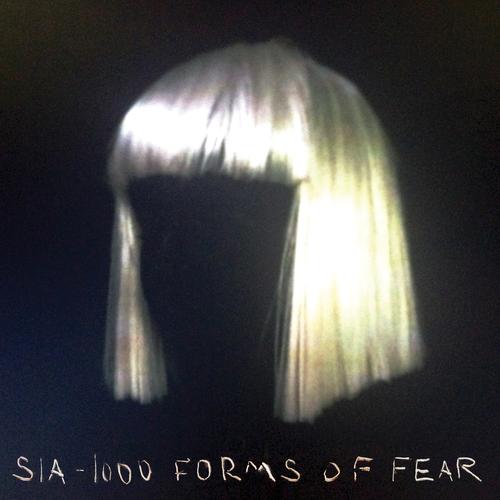 """Sia fondo de pantalla probably with a escoba called Sia """"1000 Forms of Fear"""" (Official Album Cover)"""