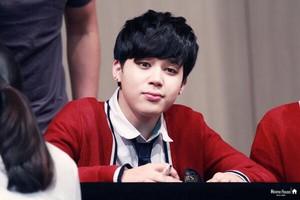 140517 Jimin @ Daejeon Fansign