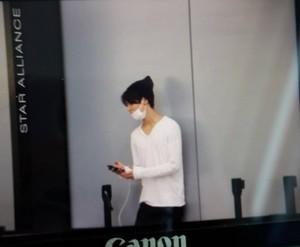 140609 Brazil ==> Korea ( JFK International Airport )