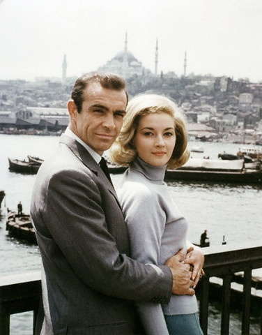 """1963 Bond Film, """"From Russia With Love"""""""