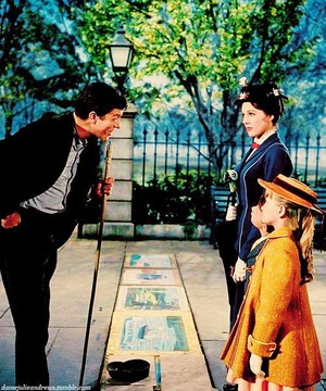 "1964 ডিজনি Film, ""Mary Poppins"""
