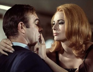 "1967 Bond Film, ""You Only Live Twice"""