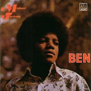 "1972 Motown Michael Jackson Release, ""Ben"""