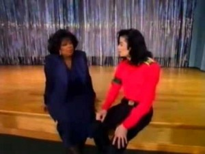 1993 Interview With Journalist, Oprah Winfrey