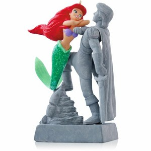 "2014 "" The Little Mermaid"" 25th Anniversary Hallmark Ornament"