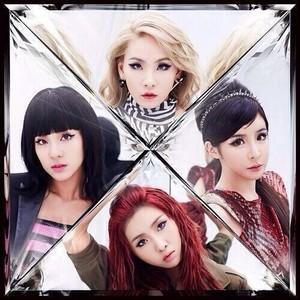 2NE1 CRUSH Japanese Version