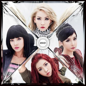 2NE1 for 'CRUSH' Album Japanese Version