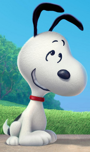 3D Happy Snoopy
