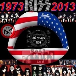 40 years of kiss