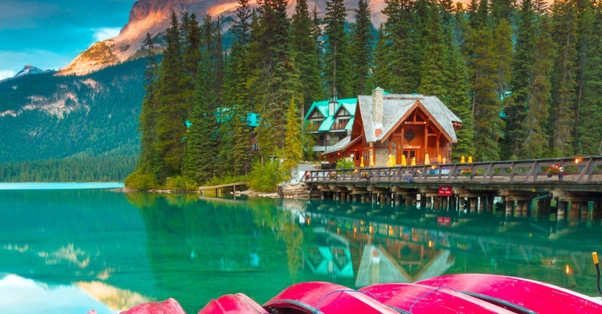A Nice Remote Cabin By The Lake